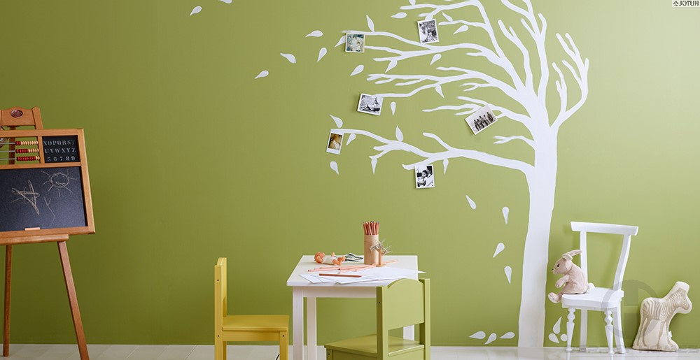 How To Paint A Simple Branch On Wall