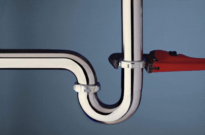 unclogging kitchen sinks
