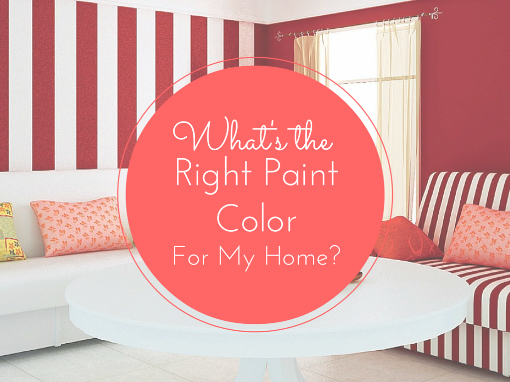 How to choose the right paint colors for your walls for How to choose paint colors for your home