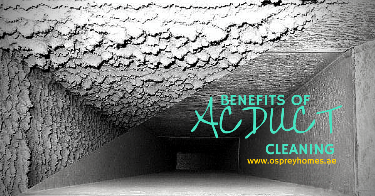 Why Cleaning Your Ac Ducts Is Important Osprey Homes