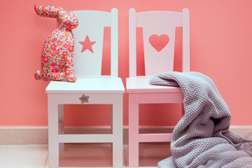 Residential Villa or apartment Kids room Wall Painting Services in Dubai - Trend 4 by professional house painters